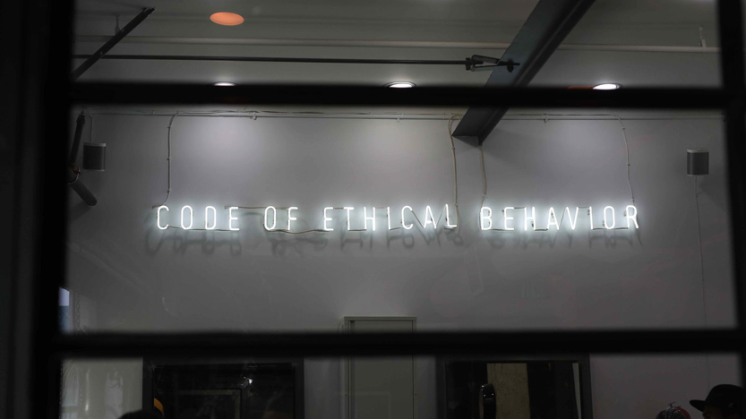 Are we really ethical?